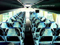 Neoplan's seats